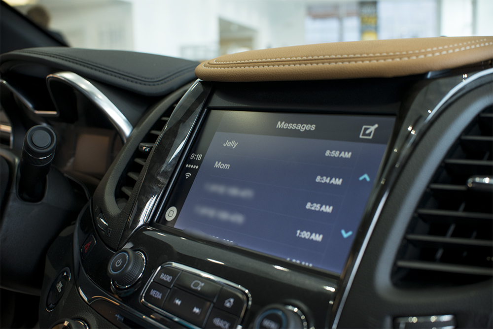 Chevrolet 2016 Models Will Support CarPlay and Android Auto