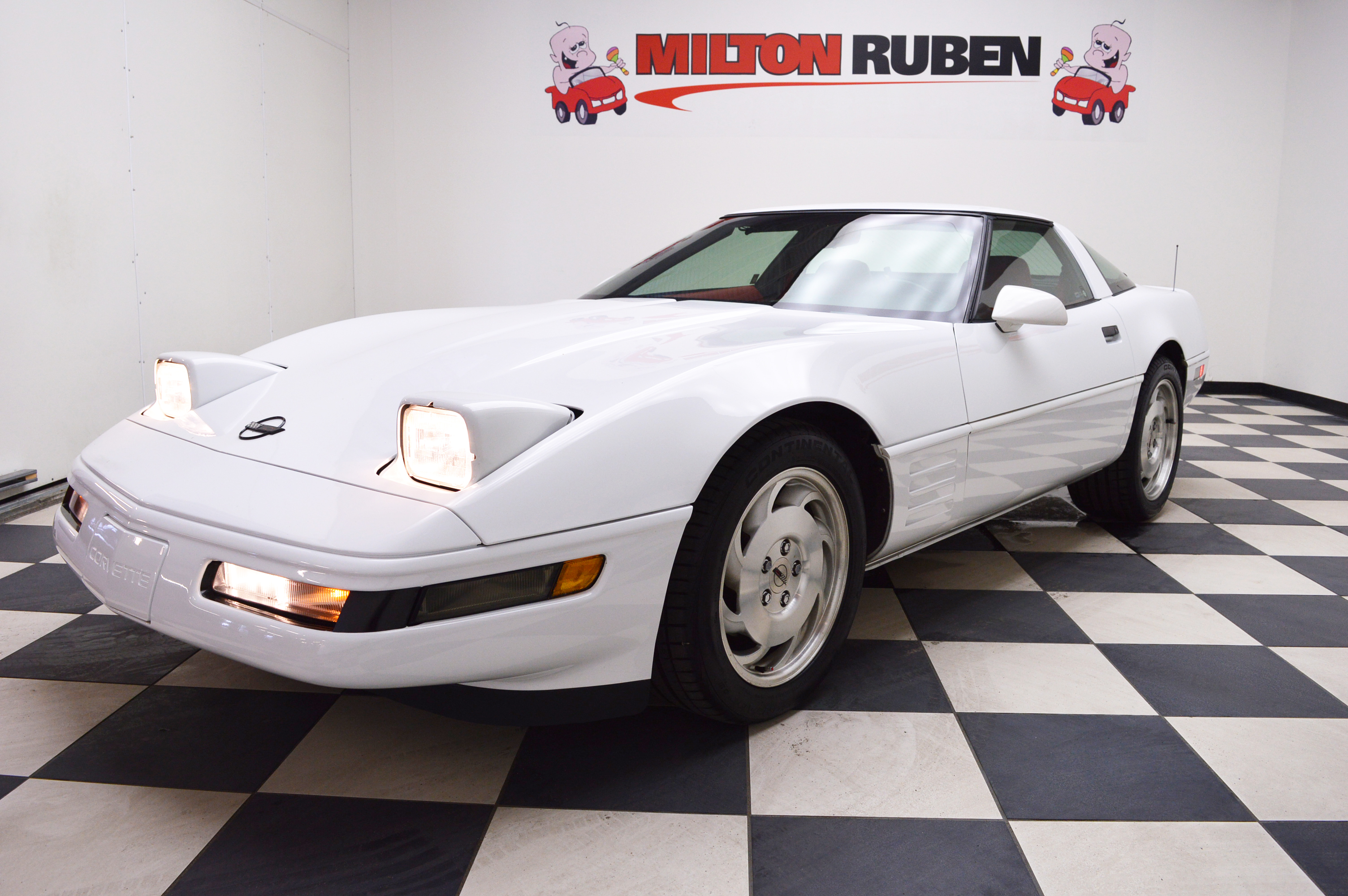 Check Out This 1994 Chevrolet Corvette Augusta Used Cars