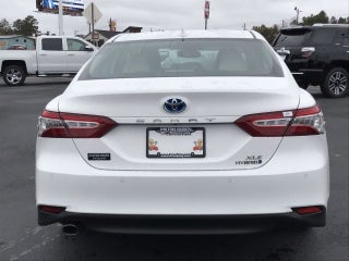 2019 Toyota Camry Hybrid Xle Cvt Augusta Ga Aiken Thomson