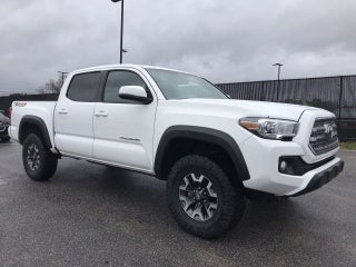 2017 Toyota Tacoma Trd Off Road Double Cab 5 Bed V6 4x4 Automatic