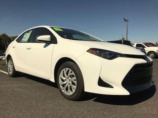 2019 Toyota Corolla Le Cvt Augusta Ga Aiken Thomson Waynesboro